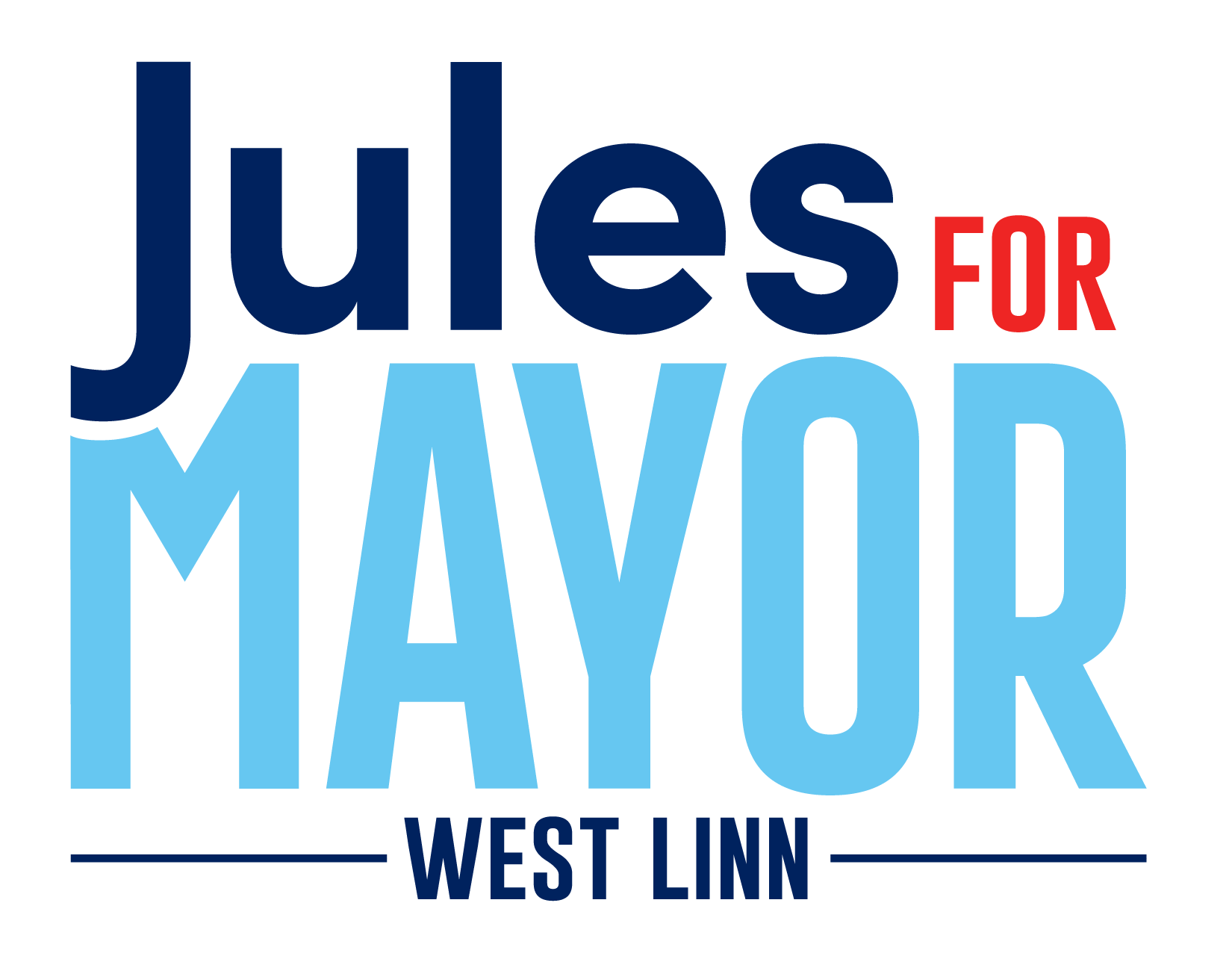 Jules for Mayor